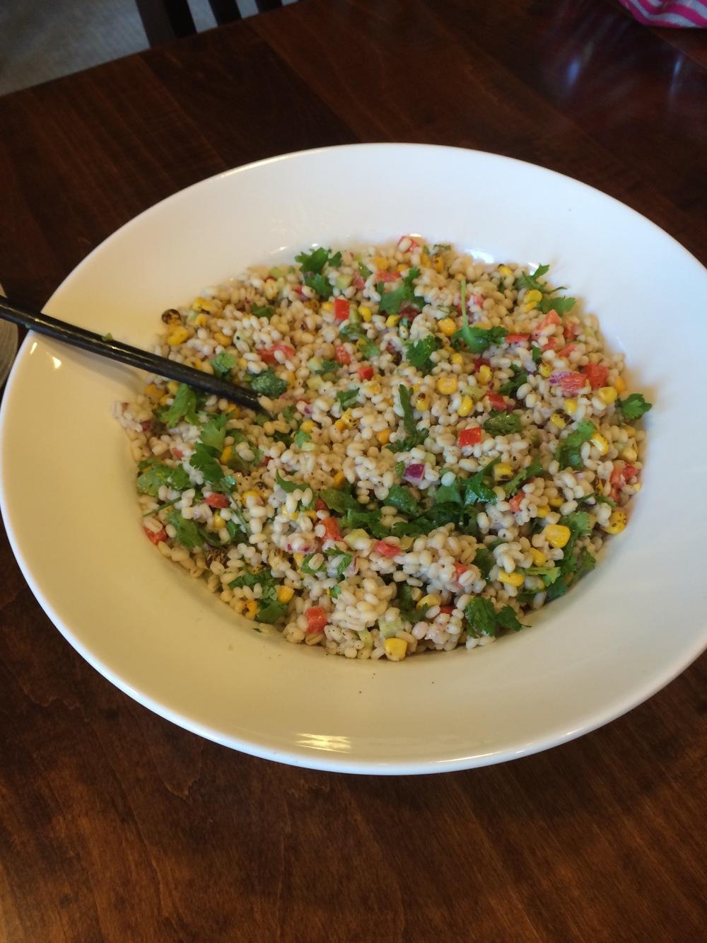 barley salad 1