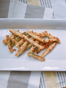 zucchini frites